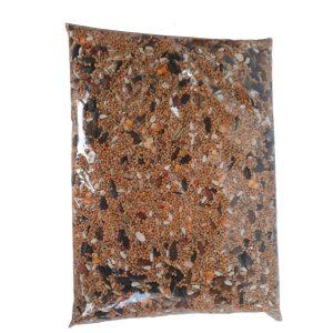 خوراک مخلوط طوطی سانان