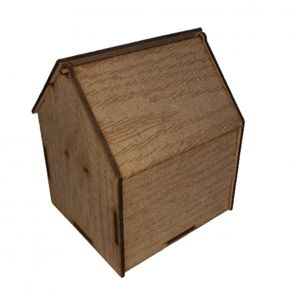 لانه فنچ چوبی