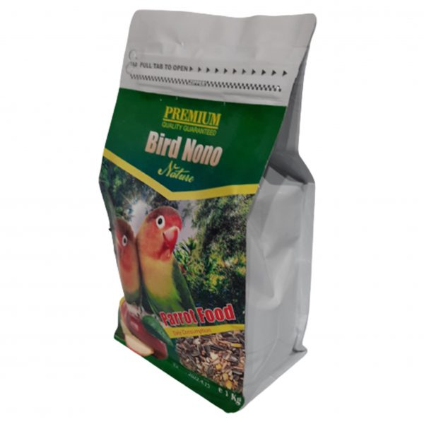 خوراک مخلوط طوطی برزیلی