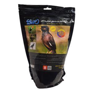 خوراک کامل پرنده حساس به آهن