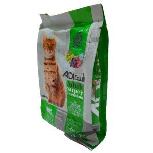 غذای خشک گربه بالغ Adi Cat (نیم کیلویی)