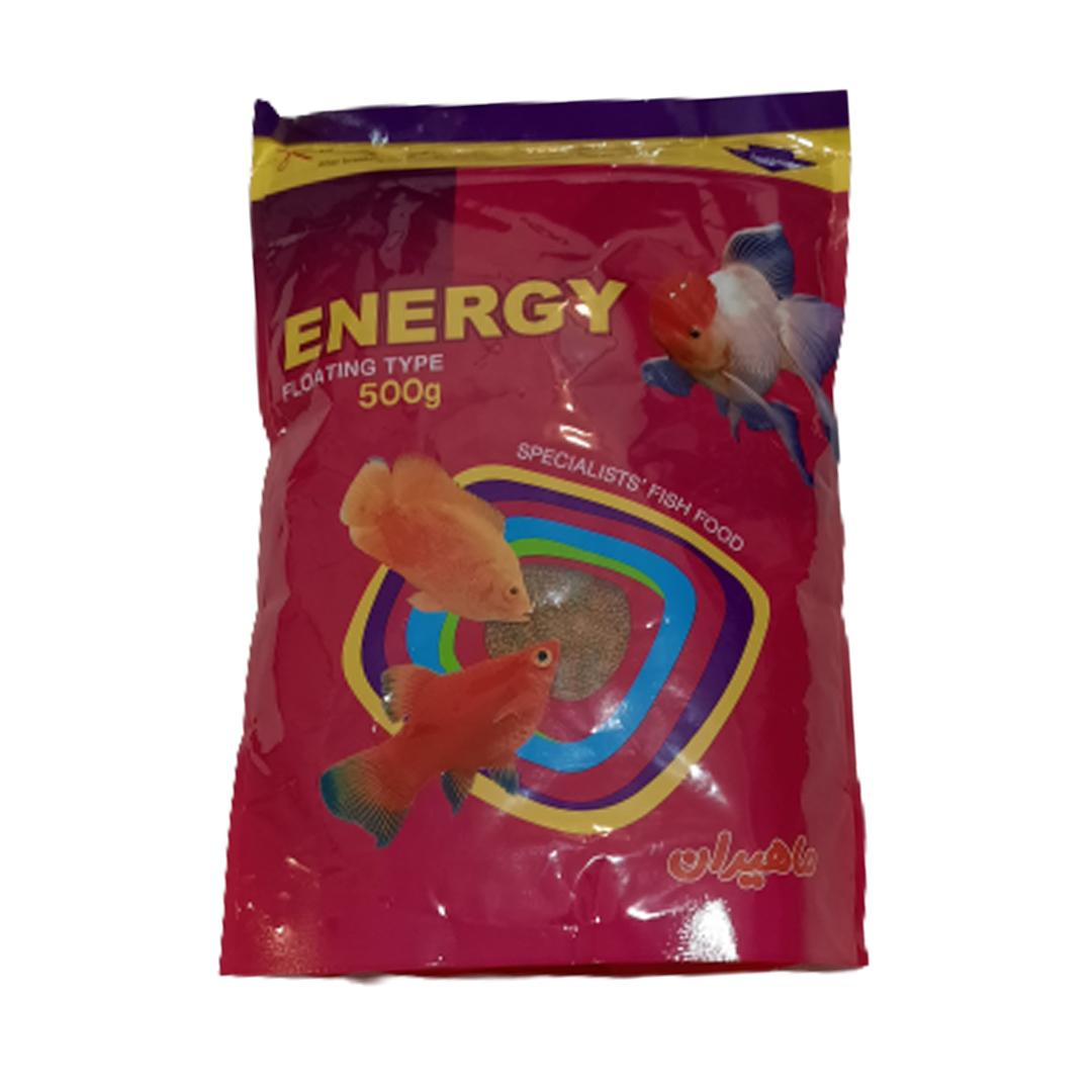 غذای انرژی گلدفیش 500 گرمی