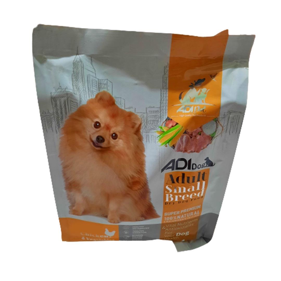 غذای خشک سگهای آپارتمانی (Adi Dog (1 Kg