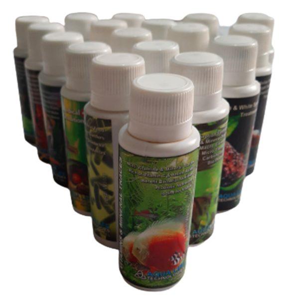 خوراک باکتری های مغذی آکواریوم آکوالایف