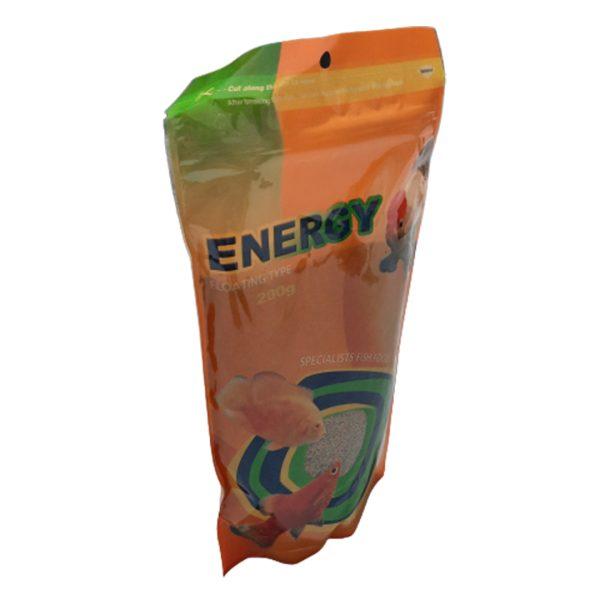 غذای انرژی گلدفیش 300 گرمی