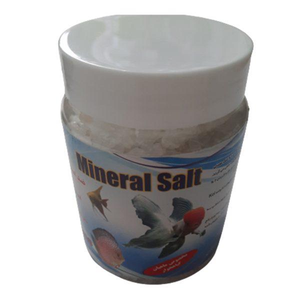 نمک آکواریوم آب شیرین